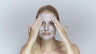 Ansigtsmaske mod uren hud, bumser og hudorme - 3 steps