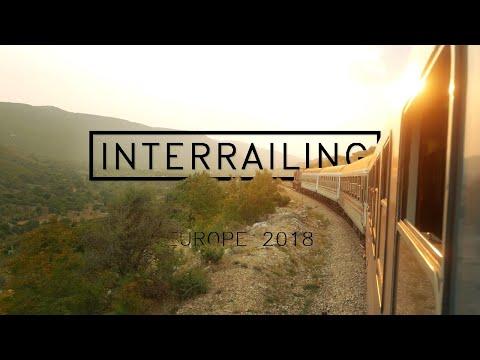 Interrailing Europe 2018  |  *BACKPACKING TRIP ACROSS EU*  |  GoPro Hero7
