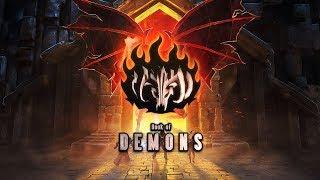Czystka w katedrze (01) Book of Demons