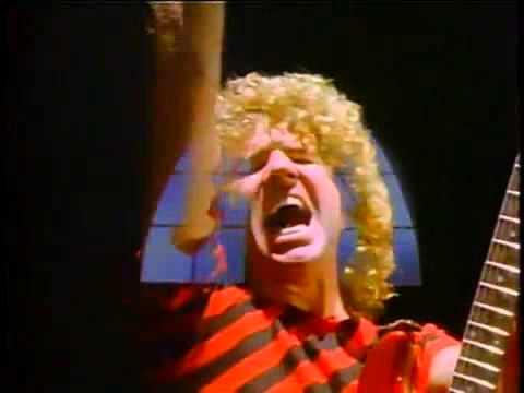 Sammy Hagar - Three Lock Box (Music Video)