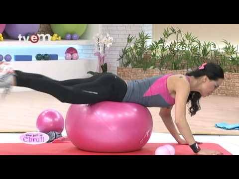 Ebru Şallı İle Pilates Egzersizleri 10.Bölüm