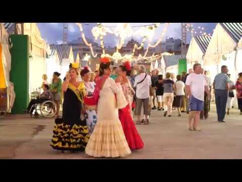 Torrevieja's Sevillanas Fairs