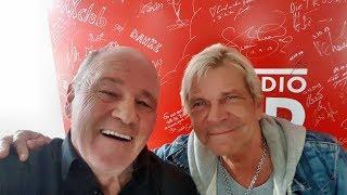 Matthias Reim im Interview bei Radio VHR