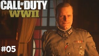 Call of Duty: WWII ★ Story #05 - Befreiung - Gameplay Let's Play Call of Duty: WWII Deutsch