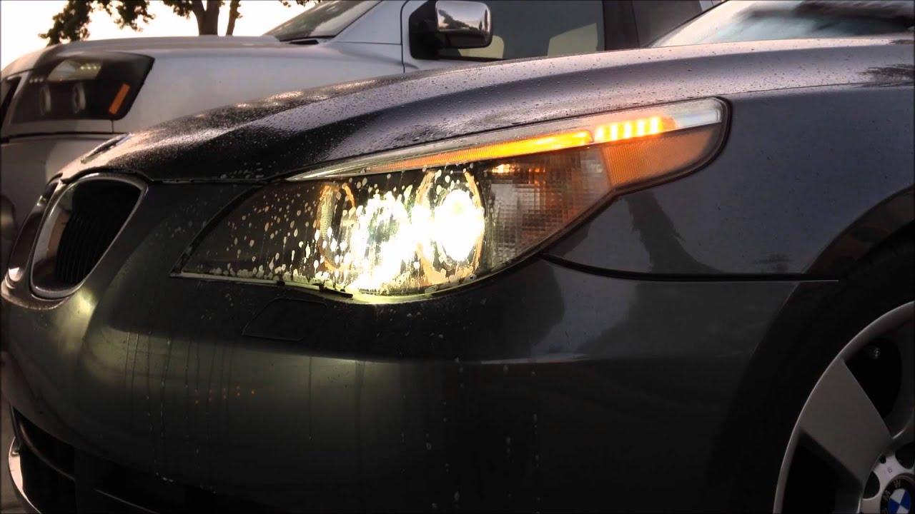 2004 Bmw 530i Headlight Washers