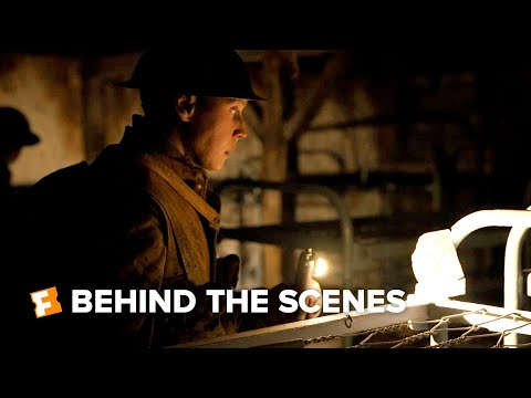 1917 Behind the Scenes - Light Design (2019) | FandangoNOW Extras