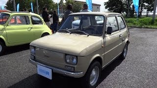 FIAT 126 GIANINI    フィアット 126 ジャンニーニ