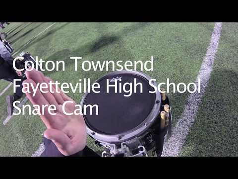 Fayetteville High School Snare Cam