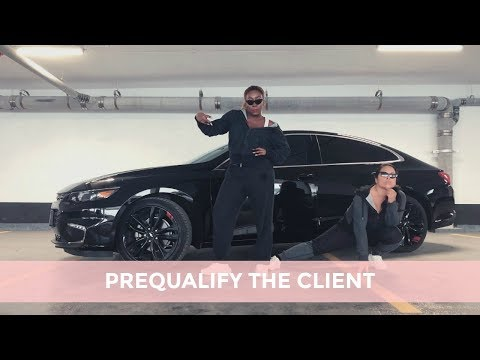 Prequalify the Client | Funny Real Estate