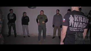 защита от ножа в ограниченном пространстве, крав-мага, самооборона — семинар СПБ центра Крав-Мага(Совсем недавно в Санкт-Петербурге состоялся семинар