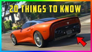 20 Things You NEED To Know Before You Buy The Vysser Neo Sports Car In GTA 5 Online!