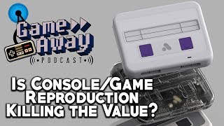 Nintendo Switch Rant & Super NT Impressions - Game Away Podcast Pilot Episode
