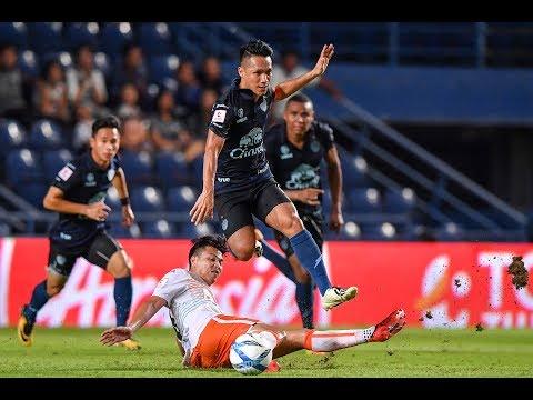 ไฮไลท์ TOYOTA THAI LEAGUE 2017บุรีรัมย์ ยูไนเต็ด 1-0 เชียงราย ยูไนเต็ด