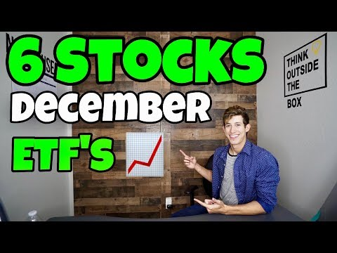 Top 6 ETF'S I Am Watching This December | Ricky Gutierrez