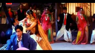 Gale Mein Laal Taai (Eng Sub) [Full Video Song] (HD) With Lyrics - Hum Tumhare Hain Sanam
