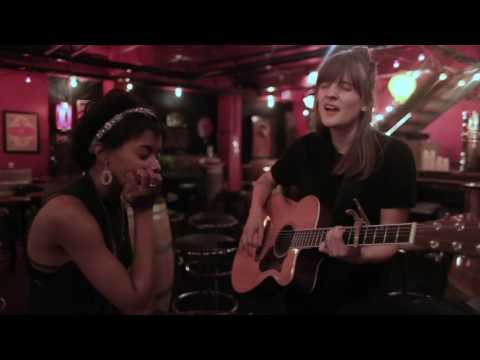 Liza Anne sings 1,000 years to Saria Dorsey