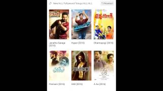 How to download movies for free using vidmate app in android phone /easy method //in telugu