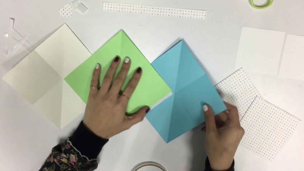 展開小書 - 材料包組裝教學 - YouTube