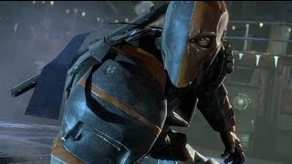 Batman: Arkham Origins - Deathstroke Challenge Pack Trailer