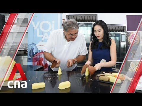 How to make artisanal butter from a French master | CNA Lifestyle