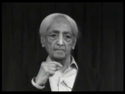 Death - What happens if I don't end all the content of my consciousness? | J. Krishnamurti