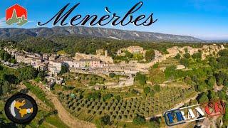 MENERBES - Les Plus Beaux Villages de France 4K