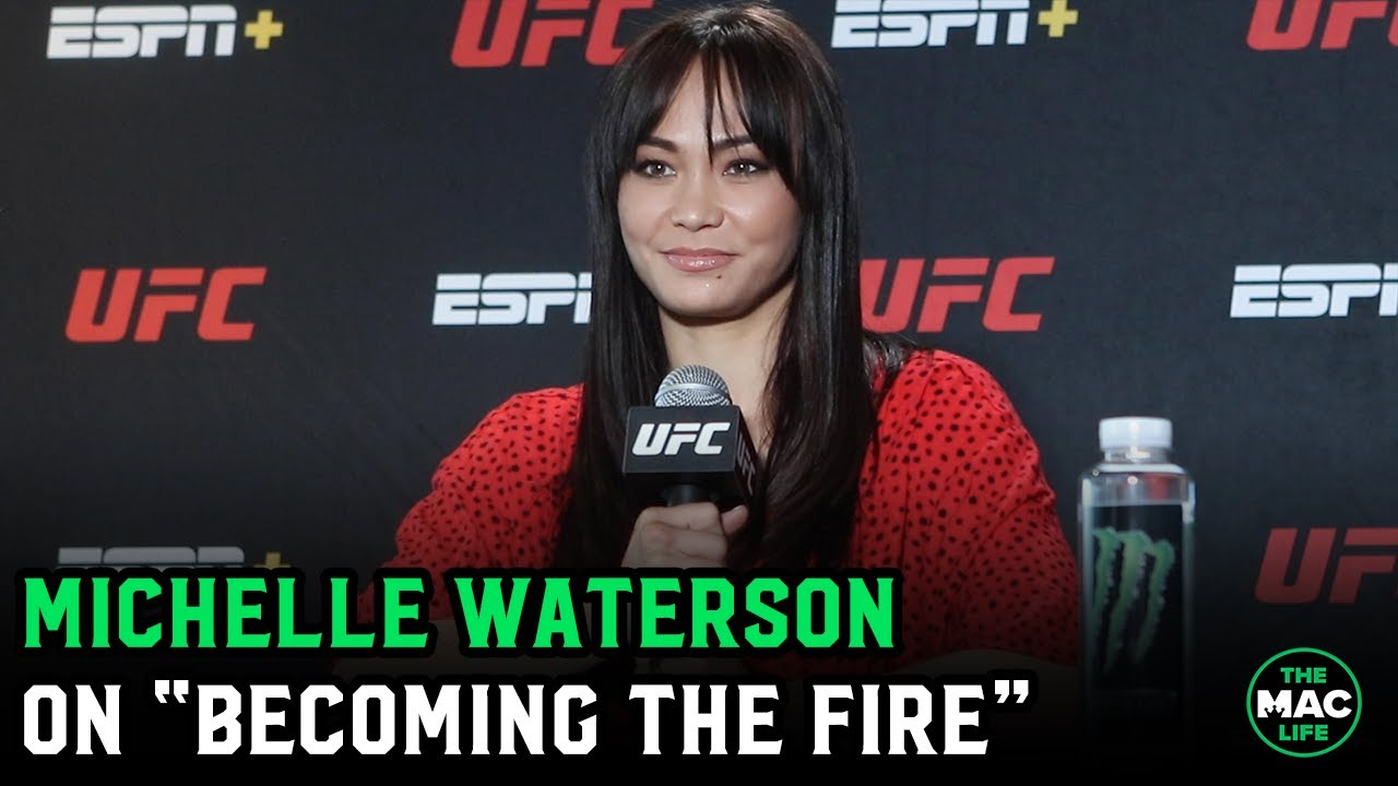 Michelle Waterson issues statement on UFC on ESPN 24 loss: 'I'll be ...