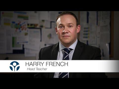 Use Our School - Harry French - Principal, Greenwood Academy Birmingham