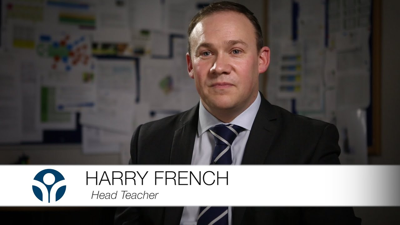 Use Our School - Harry French - Principal, Greenwood Academy Birmingham