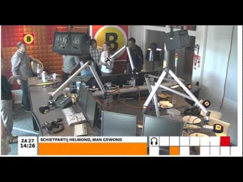 3T @ Radio Omroep Brabant/Netherlands June 27th 2015