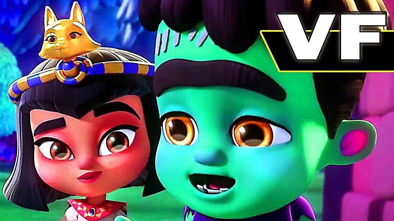 Super Mini Monstres Bande Annonce Vf Animation Netflix 2018