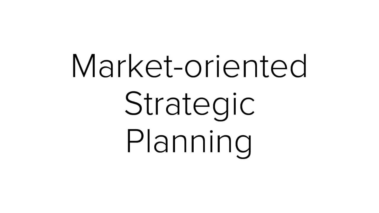 developing marketing strategies and plans kotler