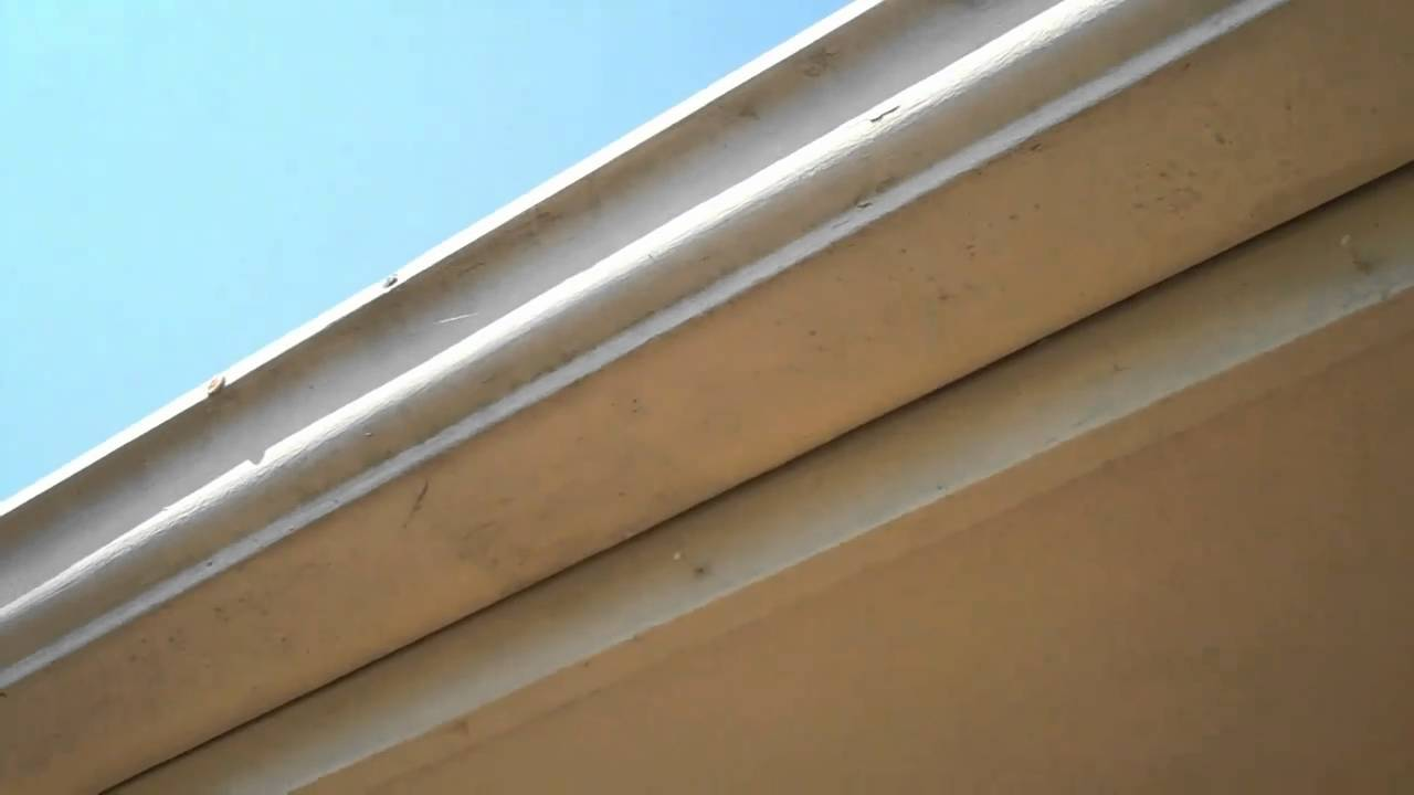 Exterior House Trim Replacing Trim Molding Outside YouTube