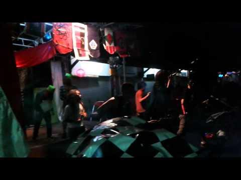 tuan kota feat agus artemis di bandung ( slankers)