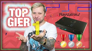 TOP 50 GIER NA PLAYSTATION 2 - Miejsca 10 - 1