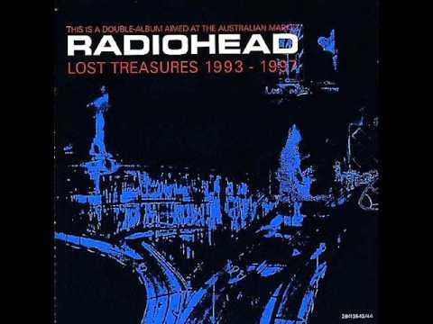 [1993 - 1997] Lost Treasures - 02. Inside My Head (Live) - Radiohead