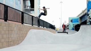 SF SOMA Skatepark: Opening Day 07.01.2014