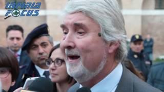 Il Ministro del Lavoro Giuliano Poletti ad Avellino: