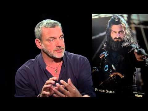 Exclusive : Ray Stevenson Talks Black Sails HD