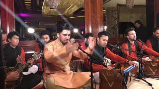 Tajdaar e Haram | Chand Ali Khan Qawwal & Party | Walima Ceremony London 2018