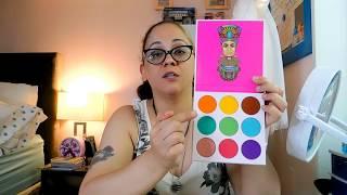 Juvia is at Ulta!!! 4 Eyeshadow Palette Review