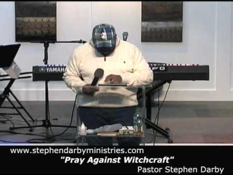 Pray Against Witchcraft