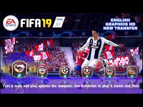 Fifa 19ppsspp Camera Ps4 Download Jogress