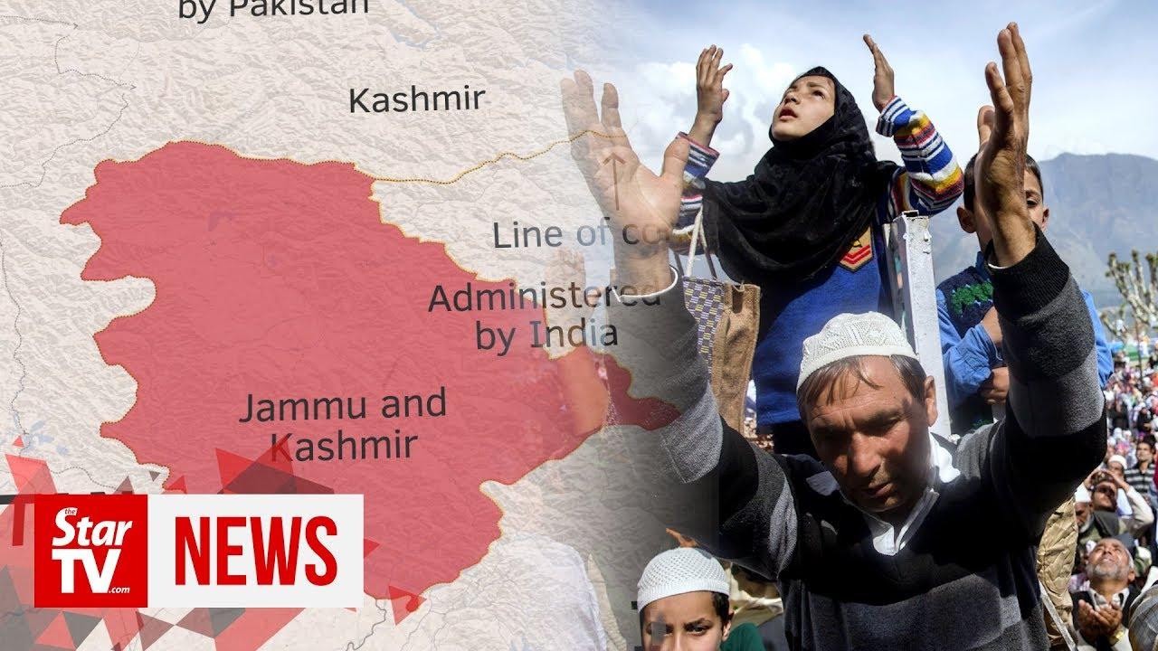 [07/08/19] Communication blackout hits Kashmir