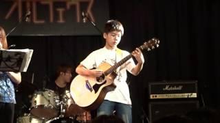 ダイスケ / 空想ワンダーランド ギター発表会ライブ 2017年 7月