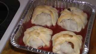 Best Ever Gourmet Apple Dumplings Secret Recipe By Joanne Will Video By Willcfish