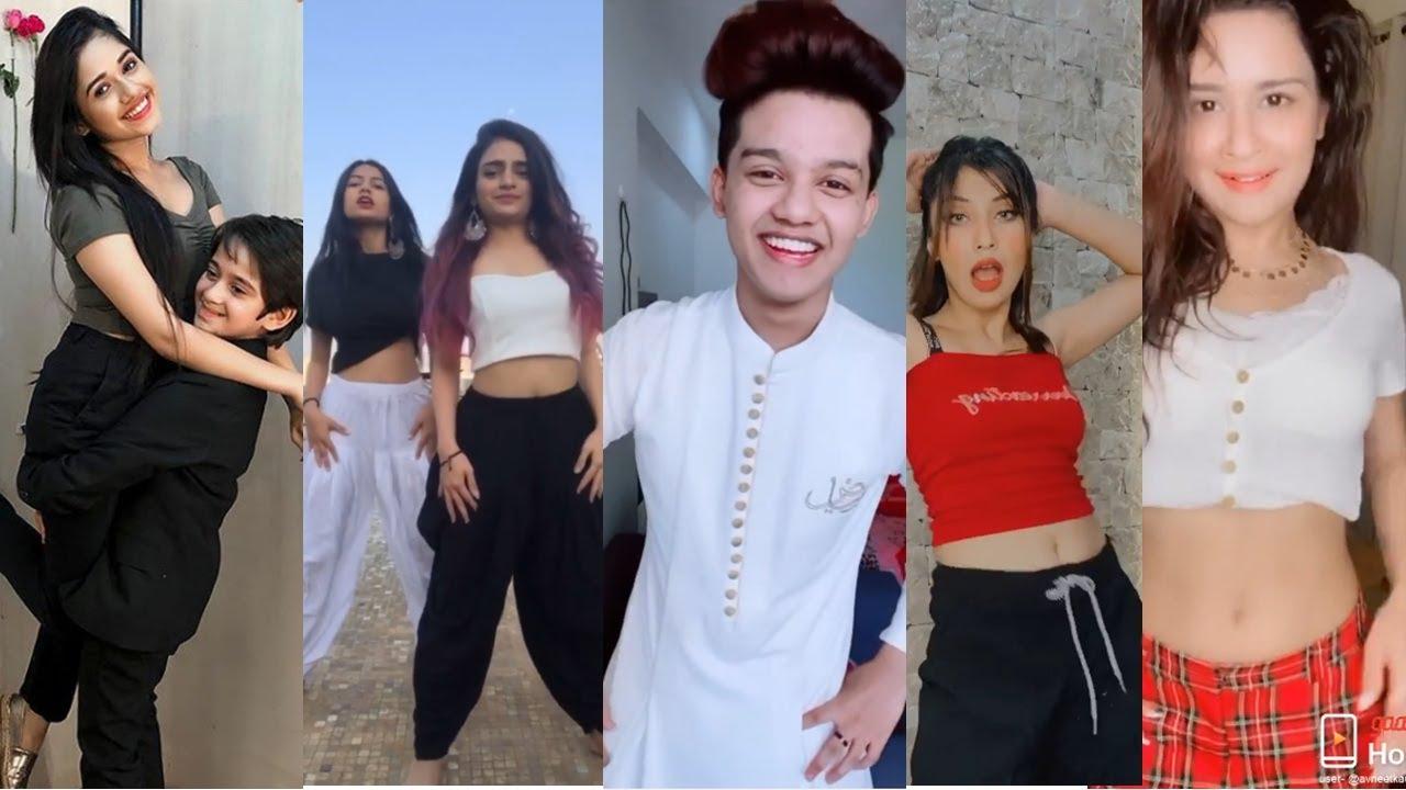 Tiktok Reels Dance Videos  Riyaz, Avneet, Jannat, Neha Kakkar, Arishfa, Riza