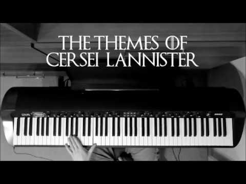The Themes of Cersei Lannister (Game of Thrones) - Piano Cover