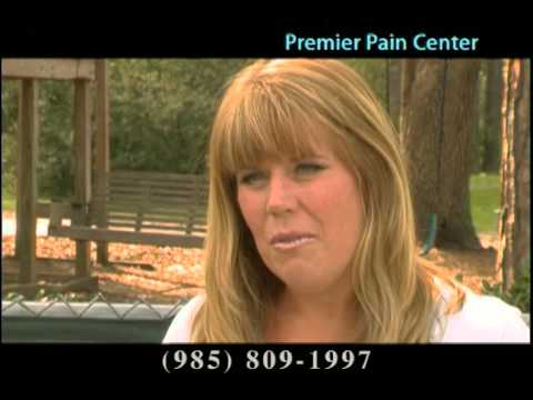 Premier Pain Center Tennis Commercial