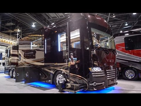 Beautiful Luxury Motorhome Of The Year 2014  Frankia Platinum Edition Motorhome